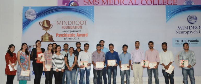The Mindroot Foundation Psychiatric Award | Mindroot Foundation